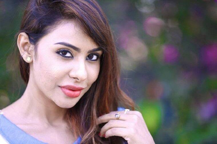 Who Is Sri Reddy  The Indian Express-2754