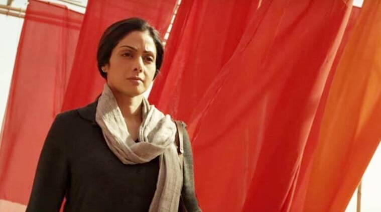 sridevi has been given the best actress award