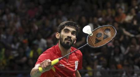 IPL 2018: Kidambi Srikanth elated after receiving MS Dhoni signed bat