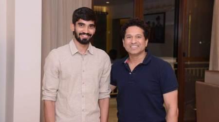 Sachin Tendulkar told me in 2015 that I will become World No. 1, says Kidambi Srikanth