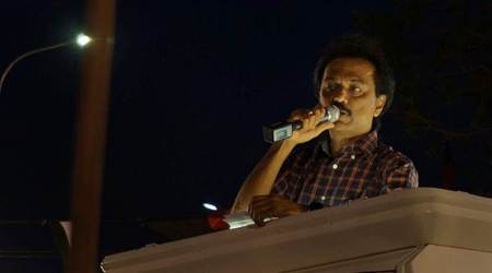 DMK's Stalin questions order to fire at anti-Sterlite protesters