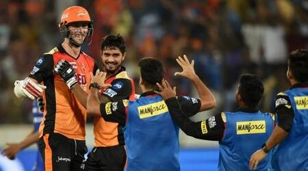IPL 2018: SRH's Billy Stanlake ruled out of rest of season due to fractured finger