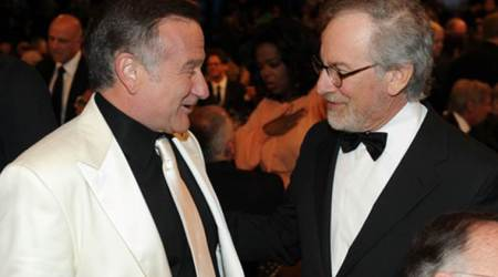 Steven Spielberg shares how Robin Williams helped in filming Schindler's List