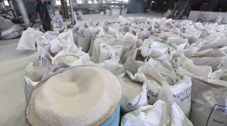 Maharashtra records highest sugar production, millers start distress sale