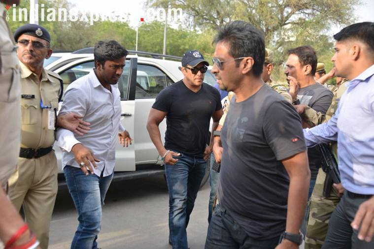 Salman Khan in jaipur