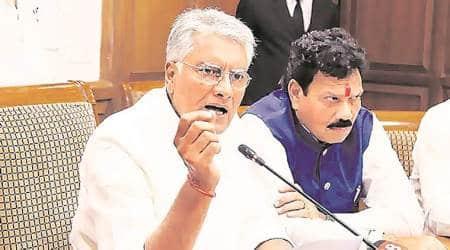 punjab cabinet expansion, congress, cong mlas, sunil jakhar, indian express