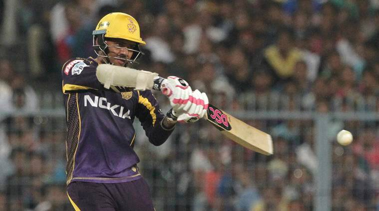 KKR lost Narine in the very first over. (IANS)