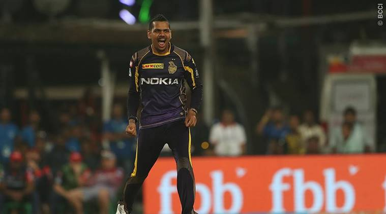 Sunil Narine becomes third bowler to take 100 IPL wickets ...: Bowlers
