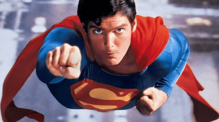 Image result for christopher reeves superman