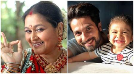 Khichdi actor Supriya Pathak: Shahid is very dear to me and he gave me the best gift in Misha