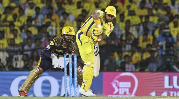Suresh Raina for CSK in IPL