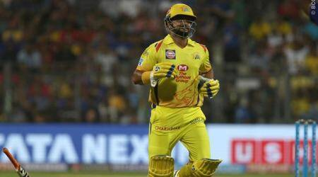 Suresh Raina misses first IPL match for Chennai Super Kings after 158 games