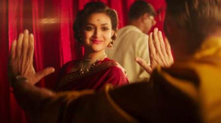 keerthy suresh as legendary actor savitri