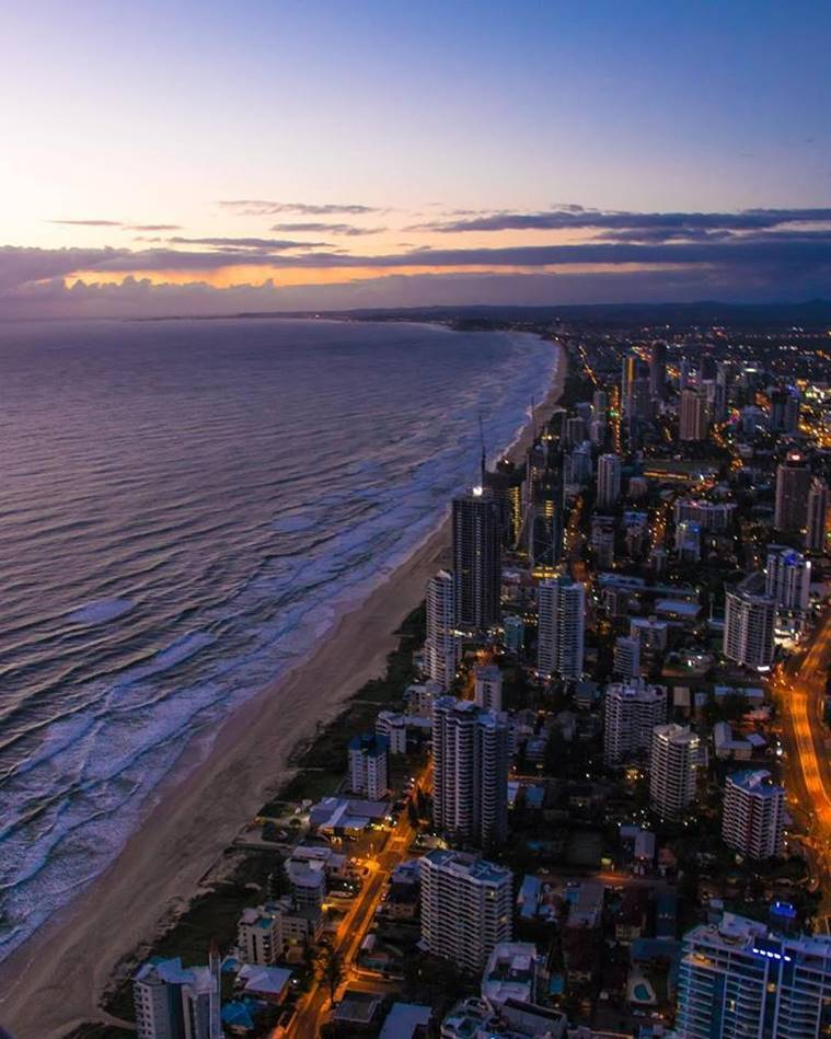 Commonwealth games, Commonwealth games 2018, Commonwealth games gold coast, places to visit in gold coast, indian express, places to visit in queensland, best places in gold coast, top 10 places in gold coast to visit