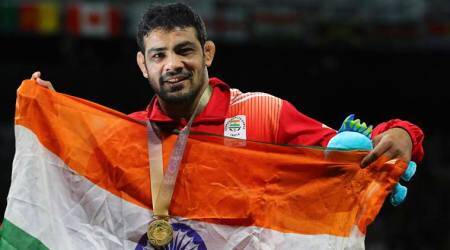 CWG 2018: Sushil Kumar wins third Commonwealth Games gold in wrestling