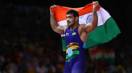 CWG 2018, Day 8 highlights: Wrestlers pick medals, India open account in athletics