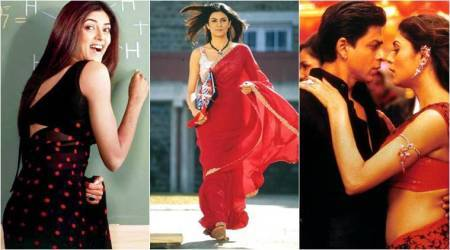 Main Hoon Na completes 14 years; Sushmita Sen's saris still remain a classic