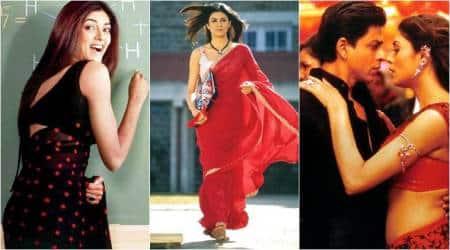 Main Hoon Na completes 14 years; Sushmita Sen's saris still remain aclassic