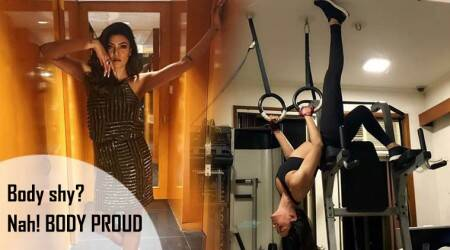 After inspiring all with knuckle push-up, Sushmita Sen spreads body positivity