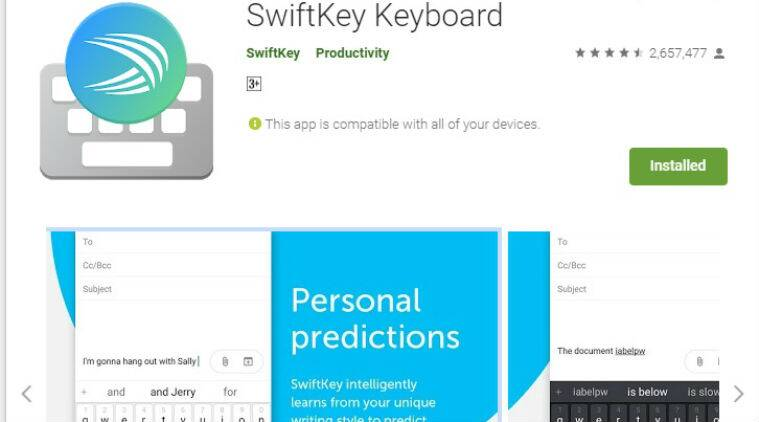 SwiftKey for Android update adds support for five new languages, includingUrdu