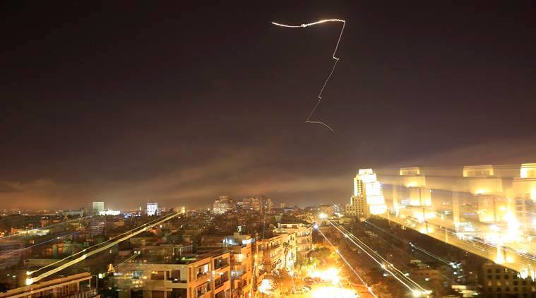 Russia's US ambassador warns of consequences for Syria strikes