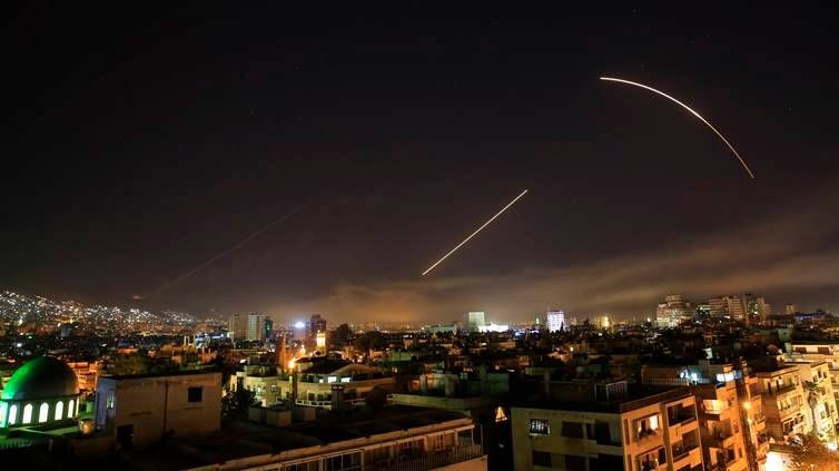 Most rockets in Western attacks on Syria were intercepted: Russia