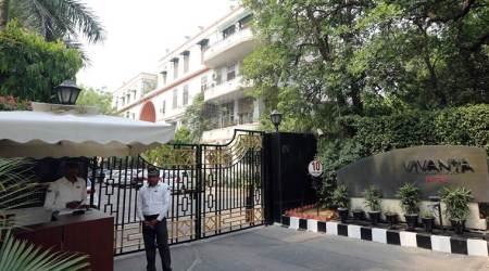 Five in ICU after sewage plant mishap at Vivanta by Taj — Ambassador hotel; case registered