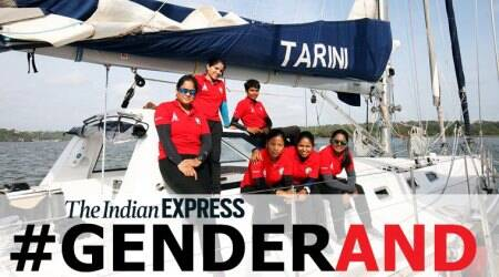 Around the globe in seven months: Despatches from the INSV Tarini