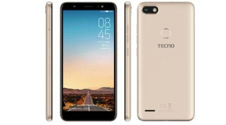 Tecno launches Camon i Sky with Full View display at Rs 7,499: Specifications,features