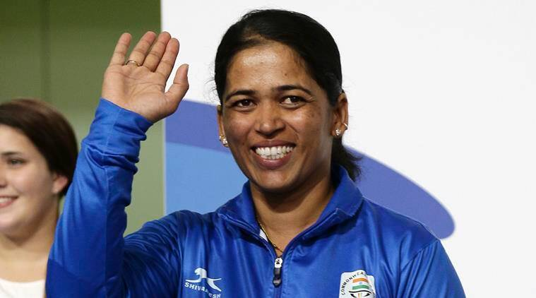 Commonwealth Games 2018: Tejaswini Sawant Shoots Silver In Women's 50m Rifle Prone