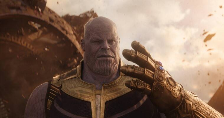 Avengers: Infinity War 'on course to break box office record'