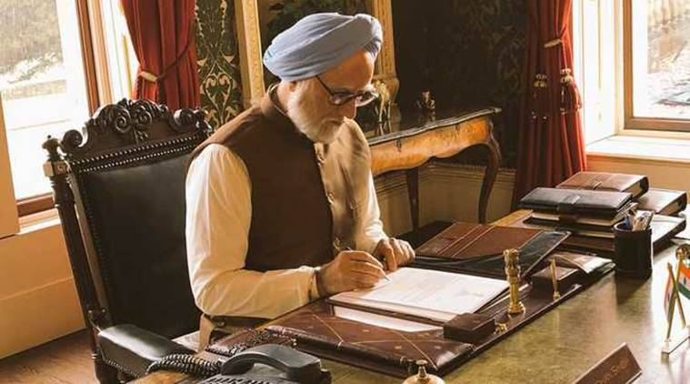 The Accidental Prime Minister trailer talk