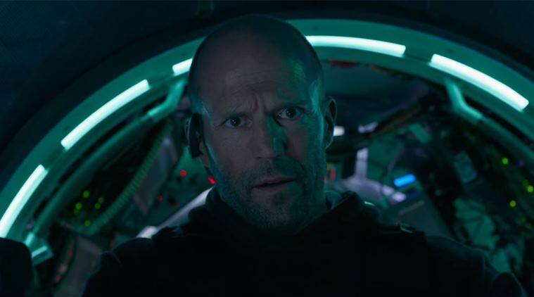 'The Meg' Trailer: Jason Statham Battles History's Biggest Shark