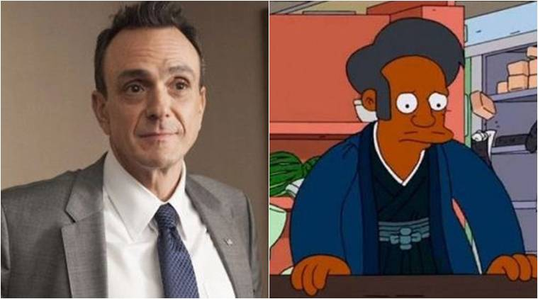 Hank Azaria is willing to step aside from voicing Apu in The Simpsons
