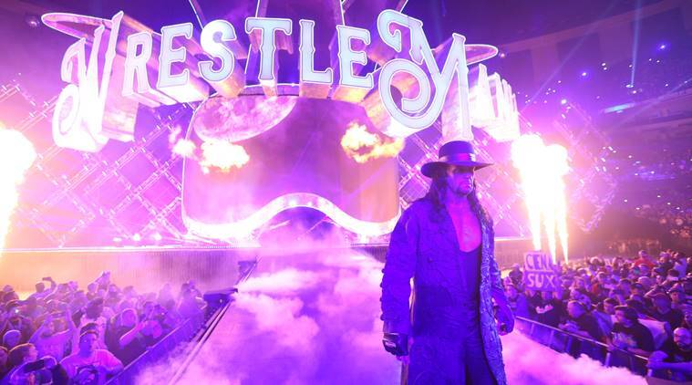 The Undertaker Will Appear In A Casket Match At Greatest Royal Rumble