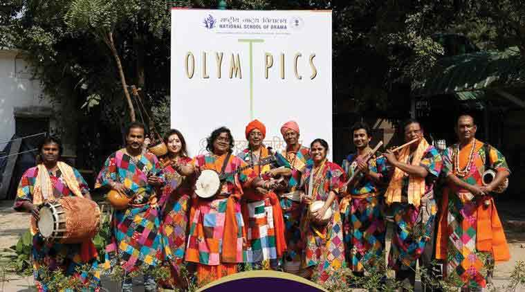 National School of Drama, Theatre Olympics, performing arts, NSD, eighth theatre olympics, theatre olympics, nsd theatre, opinion news, indian express, indian express news
