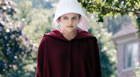 The Handmaid's Tale is my happy place: Elisabeth Moss