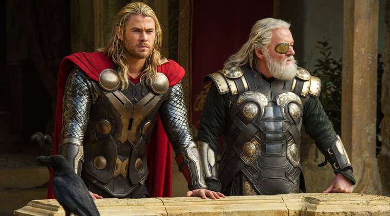thor: the dark world photos