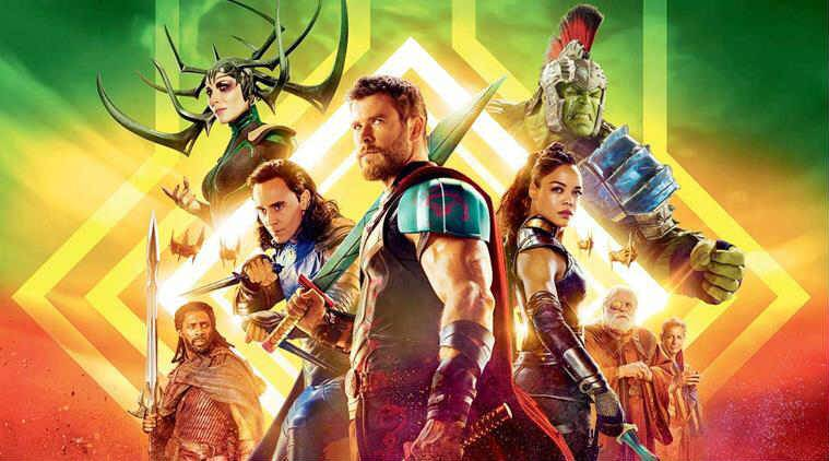 Thor Ragnarok starring Chris Hemsworth and Cate Blanchett photos