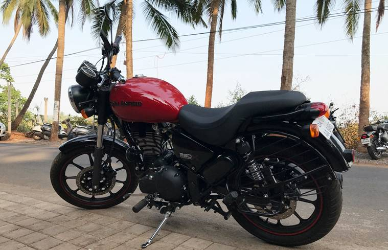 2018 Royal Enfield Thunderbird 350X review: If Kurt Cobain