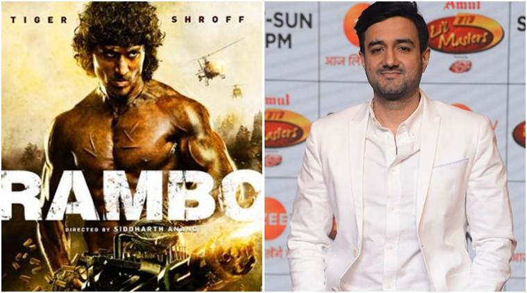 sidharth anand talks about rambo starring tiger shroff