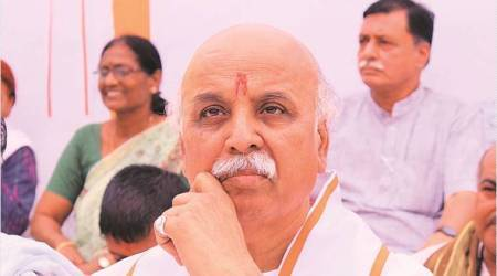 RSS-BJP raising Ram temple issue now because polls are near: Pravin Togadia