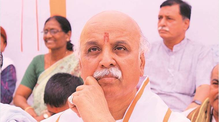 Pravin Togadia, Pravin Togadia new party, Pravin Togadia politics, VHP, Lok sabha elections, Pravin Togadia political party, indian express