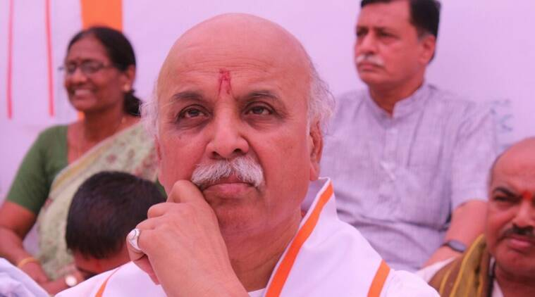 Modi has time to visit mosques abroad, not for Ayodhya darshan: Togadia