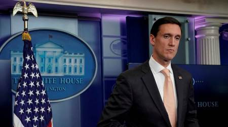 Homeland security adviser Tom Bossert resigns: White House