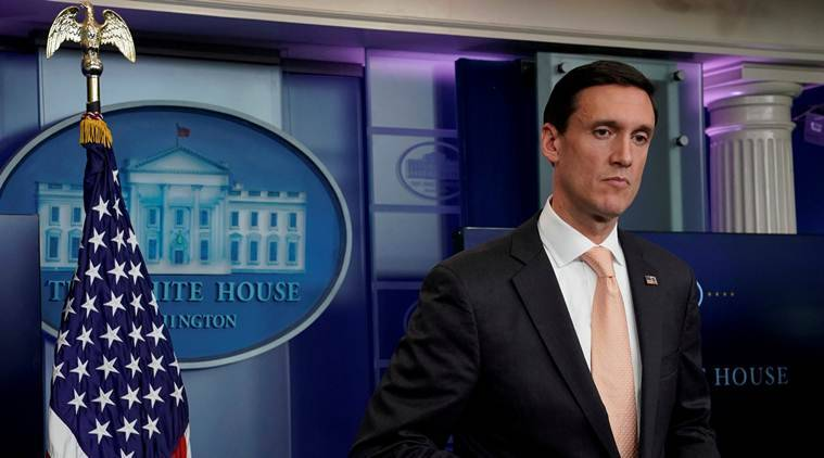 Homeland security adviser Tom Bossert resigns