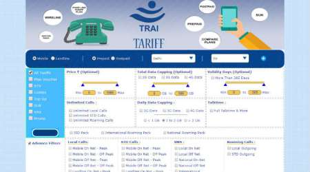 TRAI's tariff portal will let you compare recharge offers by Jio, Airtel, Vodafone, and others: Here'show