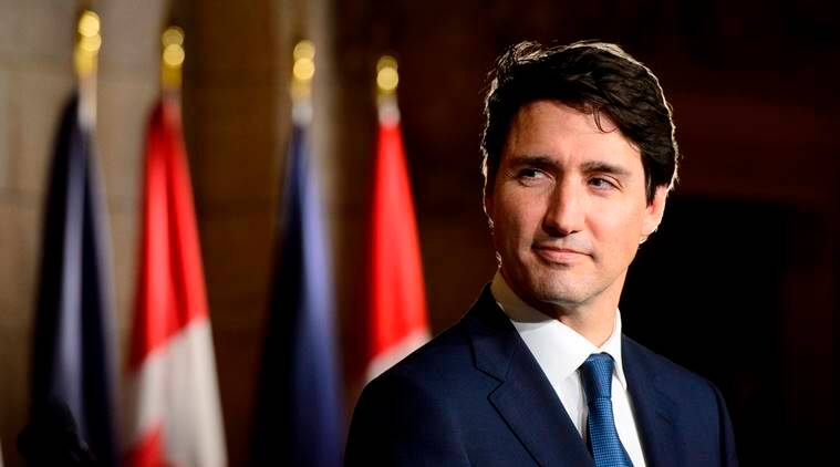 Justin Trudeau says China not respecting diplomatic immunity