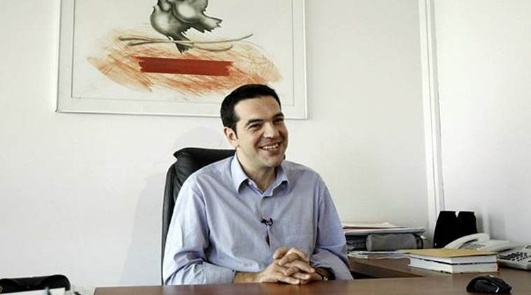 Greece does not need credit line, says Alexis Tsipras