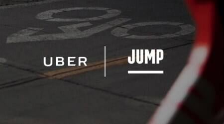 Uber to buy electric cycle-sharing startup JUMP Bikes